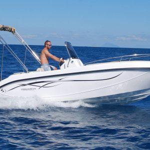 Trimarchi 57S Fishing