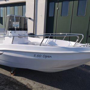 Salento Open 550