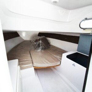 letto interno cabina